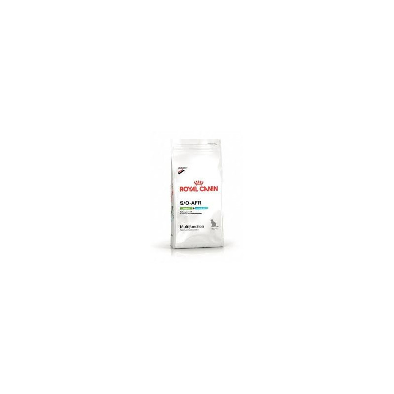 Royal Canin Multifunction S/O-AFR, Urinary + hypoallergenic katt