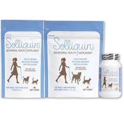Solliquin 75 st tuggisar för katter & små - medium stora hundar