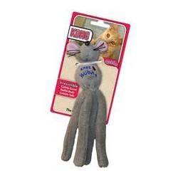 Kong Wubba Cat Mouse med kattmyta