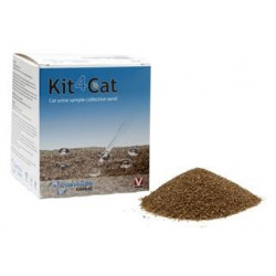 Kit 4 Cat  3 st urinprovtagningskit 3 x 300 g