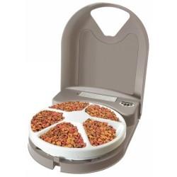 Pet Safe Eatwell foderautomat med 5 mål