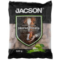 Jacson Horse treats äpple 500 g
