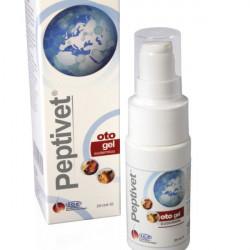 Peptivet Oto gel - antibakteriel örongel 25 ml