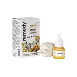 Pet Remedy doftavgivare med lugnande eteriska oljor