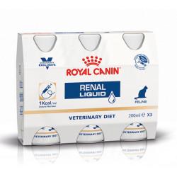 Royal Canin Renal Liquid 3 x 0,2 L