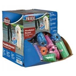 Trixie bajspåse 1 rulle (20 påsar) blandade färger.