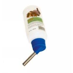 Vattenflaska för liten kanin & gnagare 150 ml
