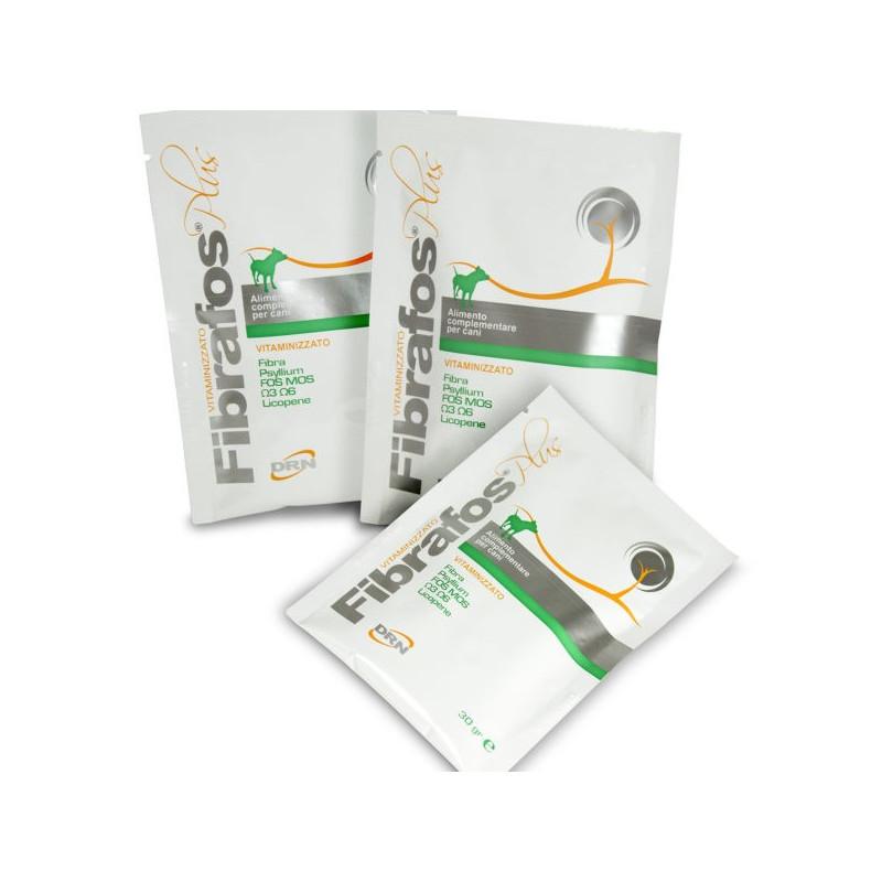Fibrafos plus- vitamin & fibertillskott för hund