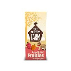 Tiny Friends FARM Russle Friends Fruities 120 g