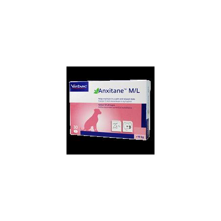 Virbac Anxitane -lugnande tillskott för katt & liten hund