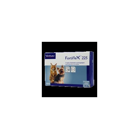 Virbac Fortiflex - ledtillskott för hund och katt 225 mg x 30 tuggtabletter