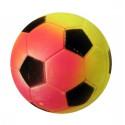 Ge bort till välgörenhet- mjuk gummi boll