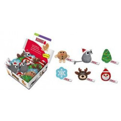 Kong scrattles julleksaker blandade figurer