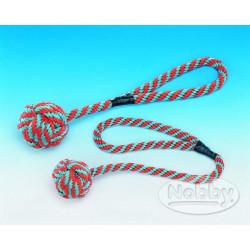 Flytande rep med boll