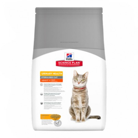 Hill´s Science Plan Feline Adult Urinary health steralised cat