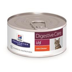 Hill's Prescription Diet Feline i/d (24st x 156g burk)