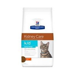 Hill´s Prescription Diet Feline k/d early stage torrfoder