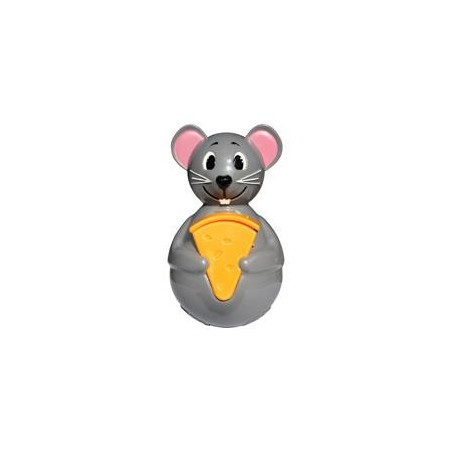 Kong Bat-a-bout chime mouse med kattmynta