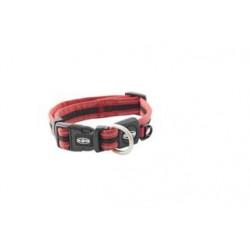 Buster Halsband mesh röd