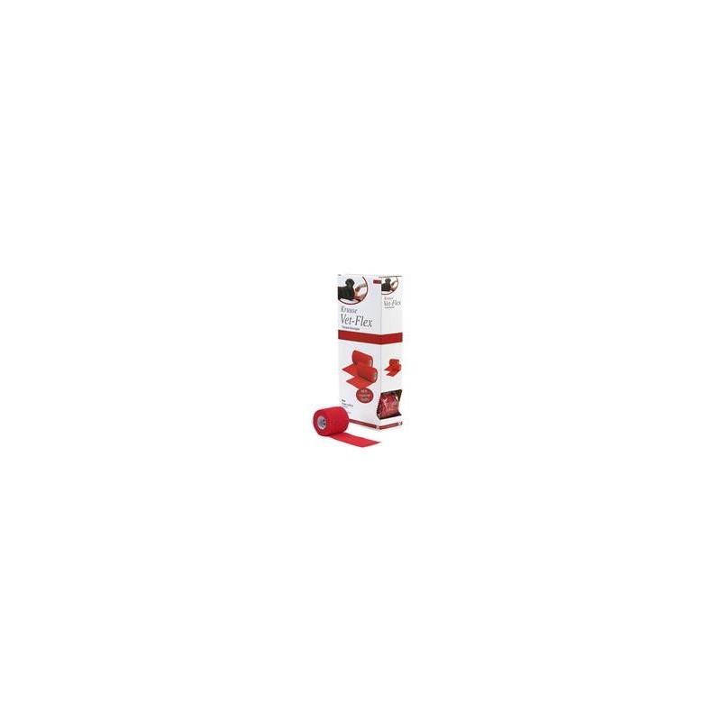 Kruuse Självhäftande bandage- Vet-flex 7,5 cm x 4,5 M