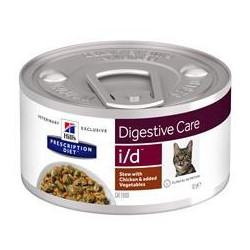 Hills Feline i/d canned Stew burk 82 g