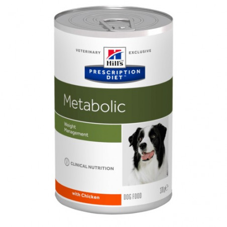 Hill´s Prescription Diet Metabolic Canine Stew 1 burk 354 g