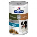 Hill´s Metabolic plus mobility Canine stew Tuna and vegetables 12 x 354 g
