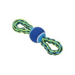 Buster Bungee rope-  hundleksak 28 cm