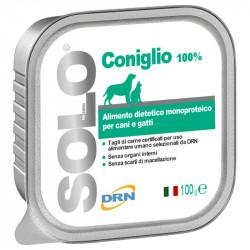 Solo Allergifoder kanin 100 g x 6 st