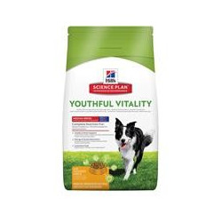 Hill´s Youtfull Vitality medium breed Adult 7+