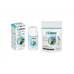 Zylkene Chews 75 mg 14 st