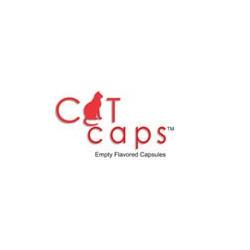 CATCaps tomma gelatinkapslar för katt (kycklingsmak)