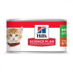 Hill´s Science Plan Kitten Chicken blötfoder 24 x 82g
