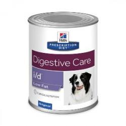 Hills Canine i/d Low fat blötfoder (12st x 360g)