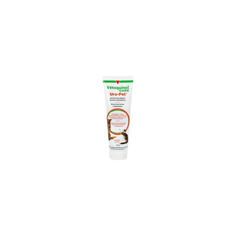 Uro-pet pasta för friskare urinvägar 120 g