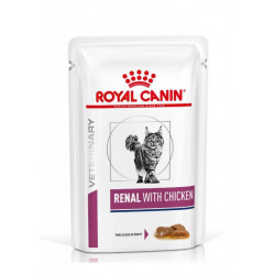 Royal Canin Renal våtfoder kartong