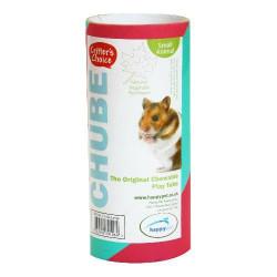 Happy pet Hamstertunnel ätbar