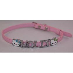 Strassbokstäver för personalize halsband