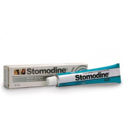 Stomotidine intensiv mungel 30 ml tub
