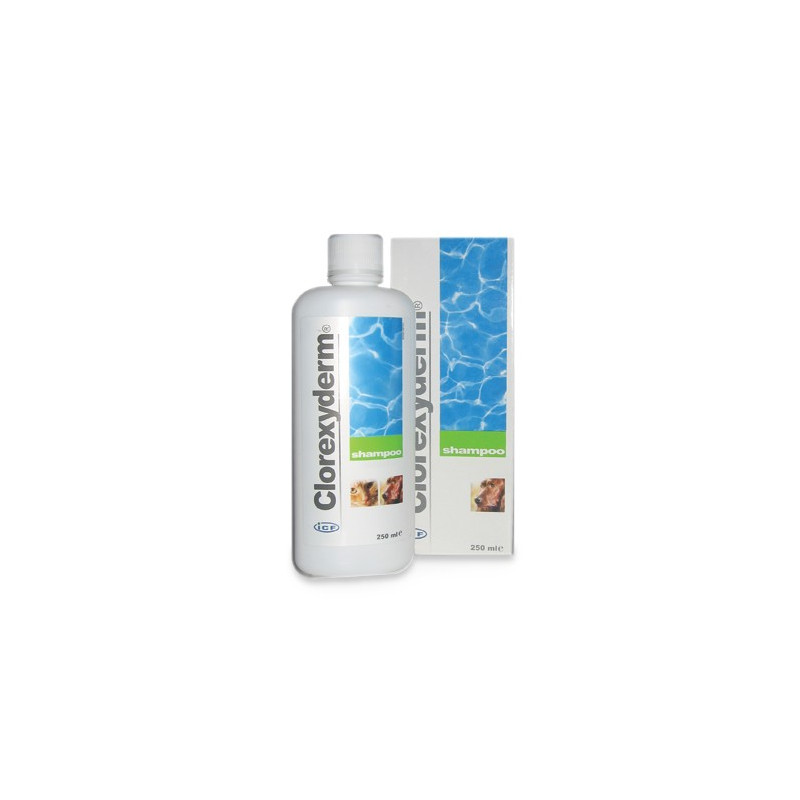 Clorexyderm 4% schampo 1000 ml
