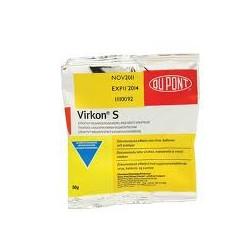 Virkon S desinfektion pulver 50 g påse