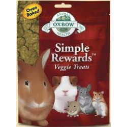 Oxbow Simple Rewards Veggie Treats 60g