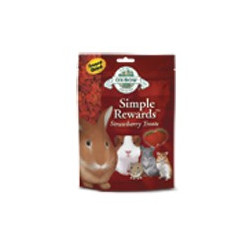 Oxbow Simple Rewards strawberry