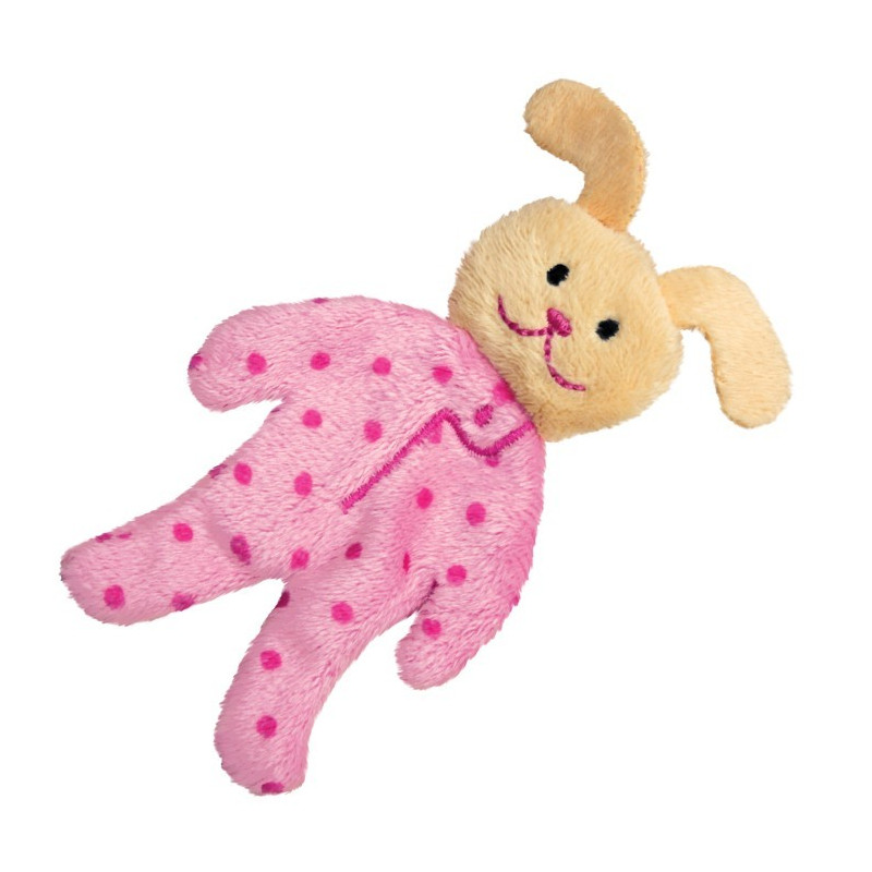 Kong Pyjama Buddy med kattmynta