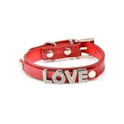 Personalize halsband för liten & mellanstor hund