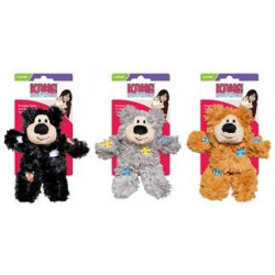 Kong Cat Softies Patchwork...