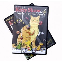 Kitty Show - Katt DVD Fjärilar