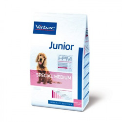Virbac HPM Junior Dog Medium