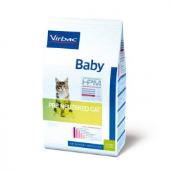 Virbac HPM High Protein Baby Cat