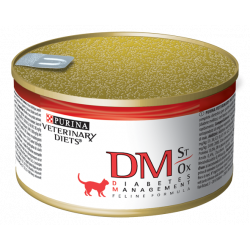 Purina Veterinary Diets Feline DM Mousse (24 x 195 g)